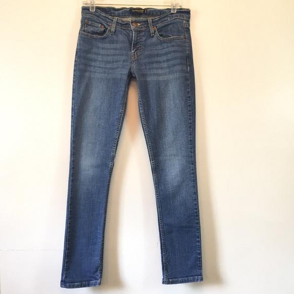 Levi s Jeans   Levis 524 Too Superlow Womens Juniors 9m 9   Poshmark 6f842f8970